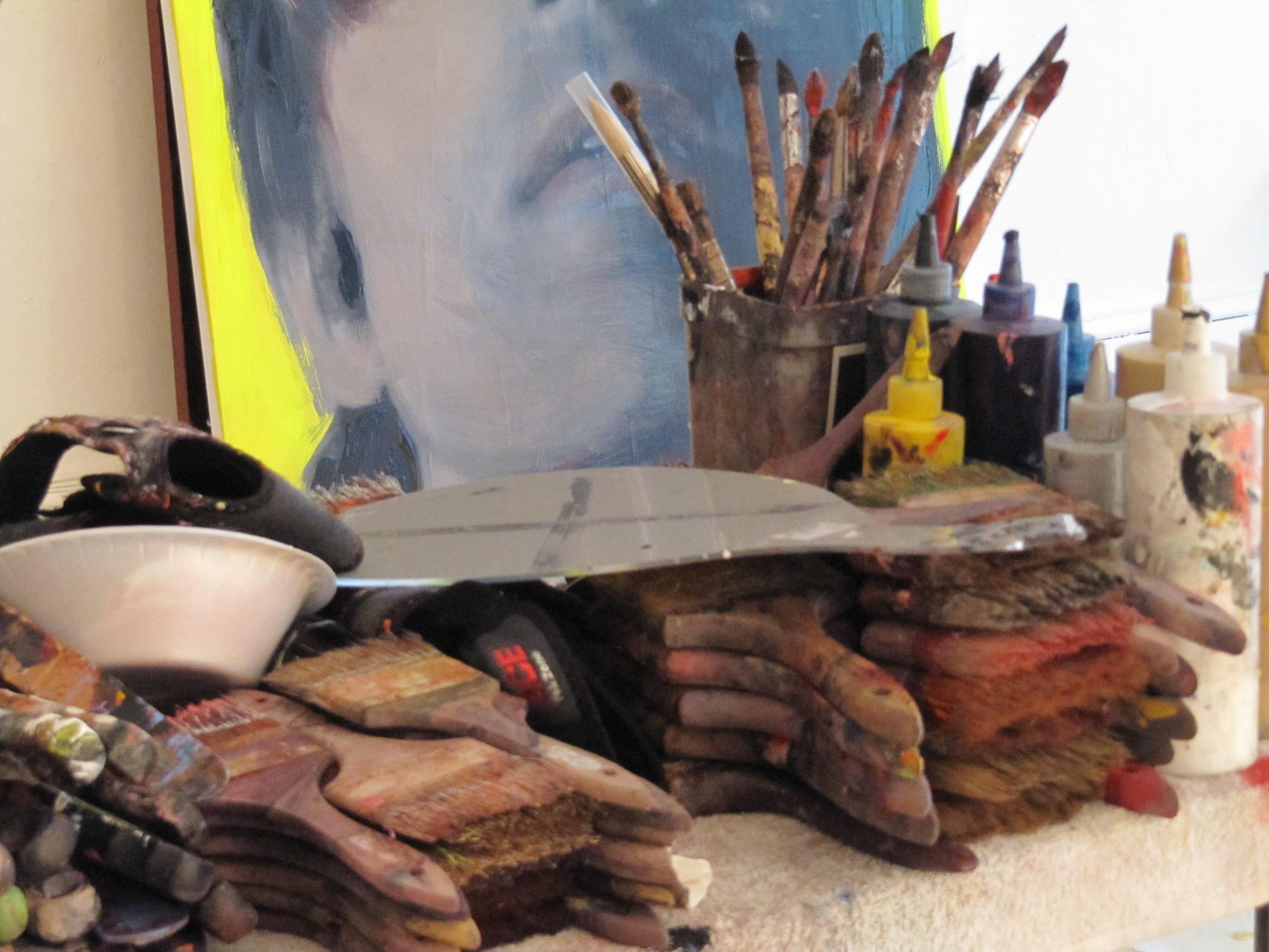 Artist Corno Soho NYC Tools