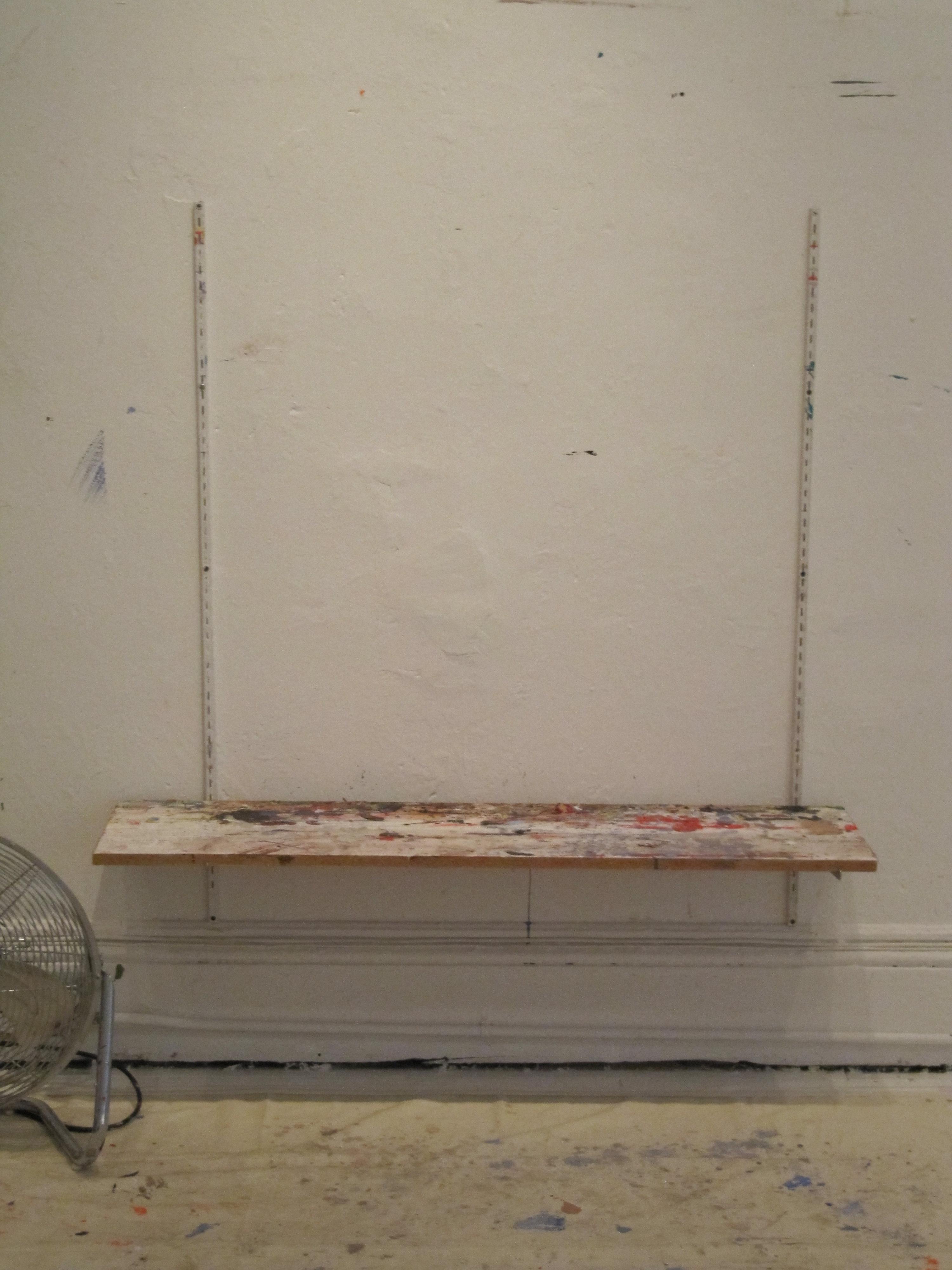 Artist Corno Soho NYC Paint